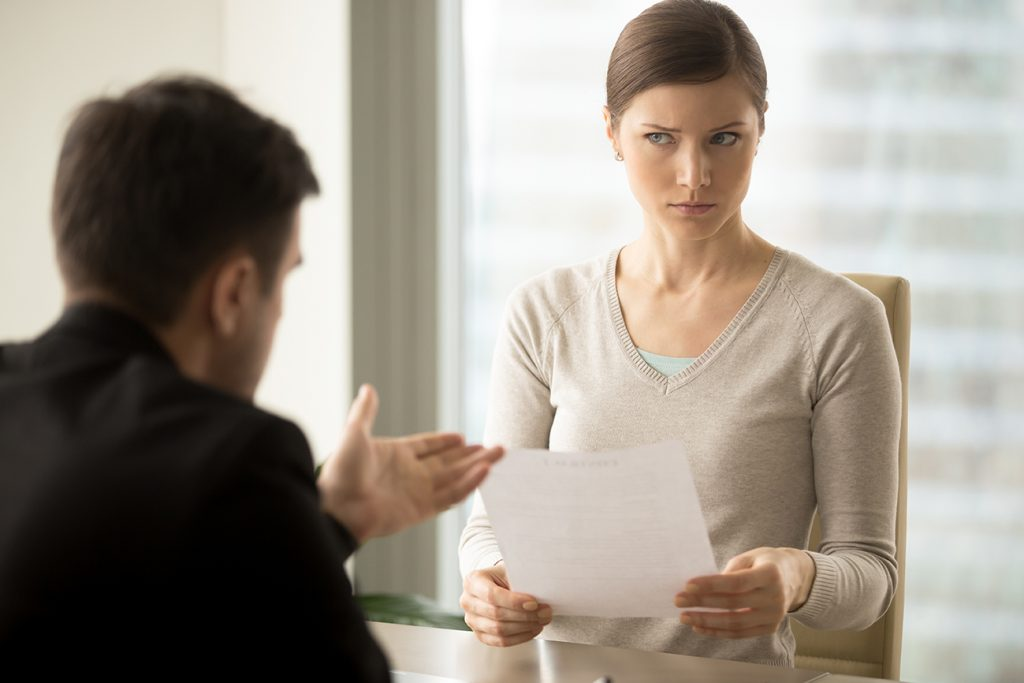 Avoid making mistakes in your job interview that could prevent your from landing your dream job.